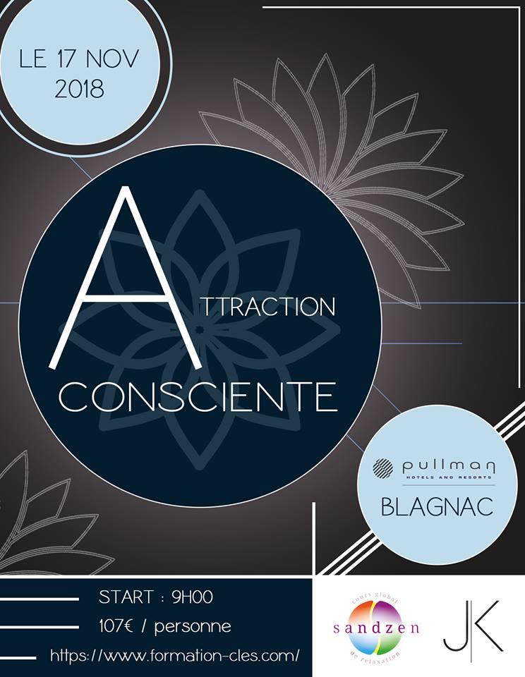stage Attraction Consciente Montpellier